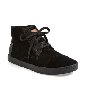TOMS Lace Up High Top Sneakers - Paseo